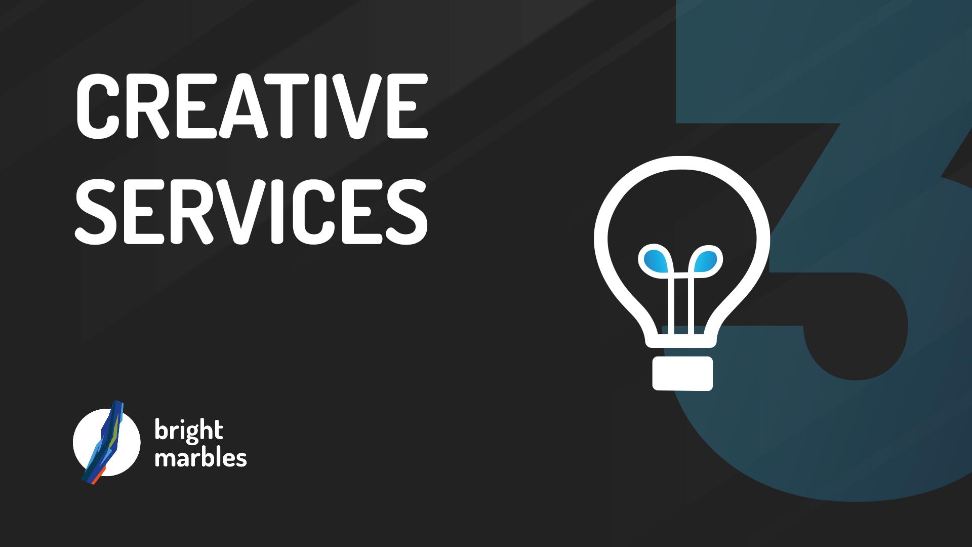 Creative services icon